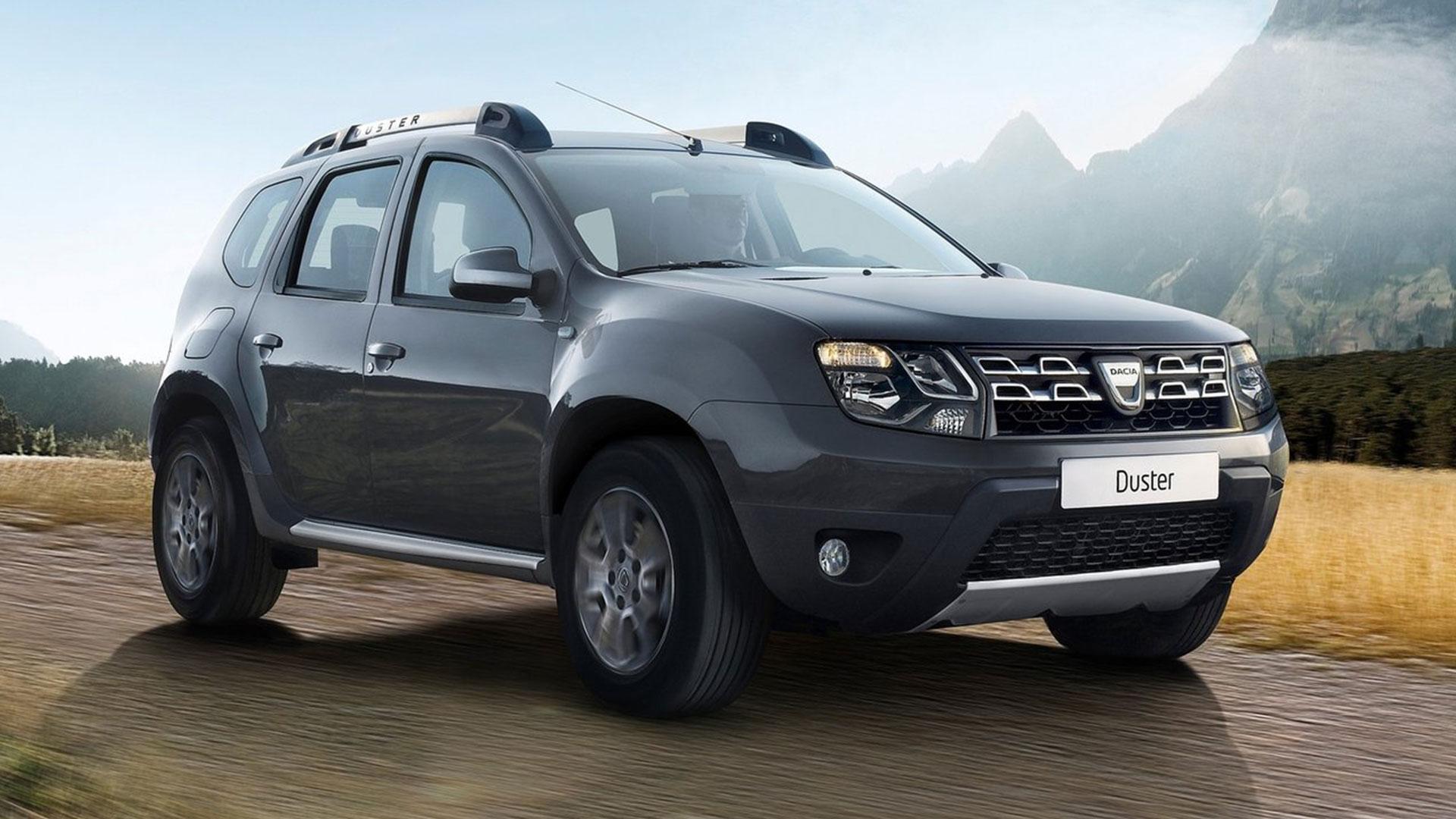 2016 New Dacia Duster