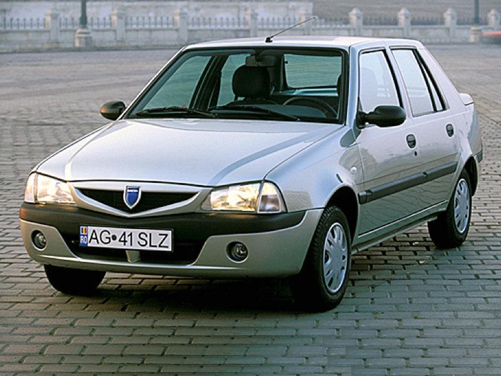 Dacia solenza модель выпускаемая с 2003 по 2005 ггдачия соленза пришел, как последователь модели дачия супер нова