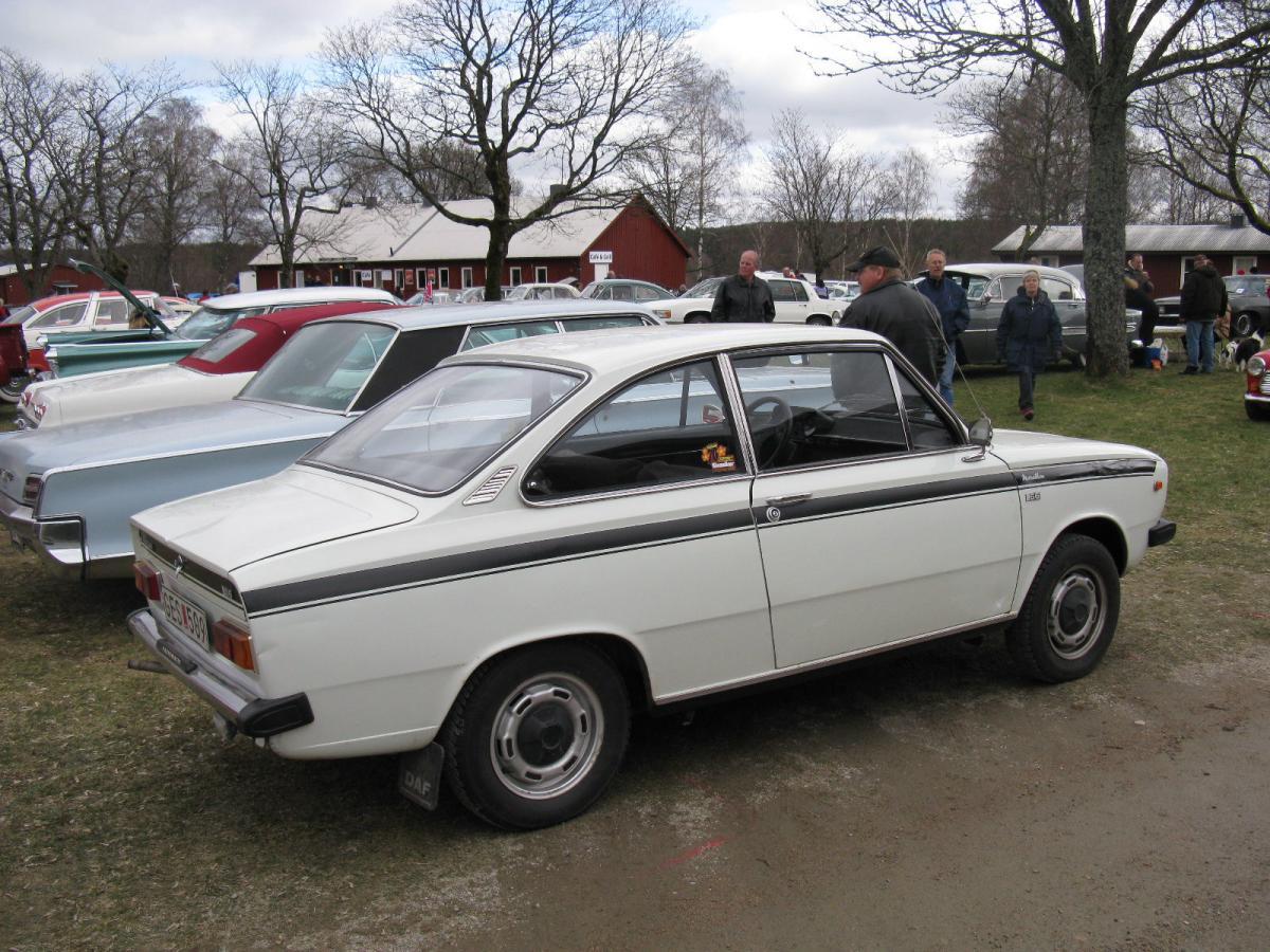 Subaru Oil Consumption >> DAF 66 Coupe 1300 MARATHON (57 Hp)