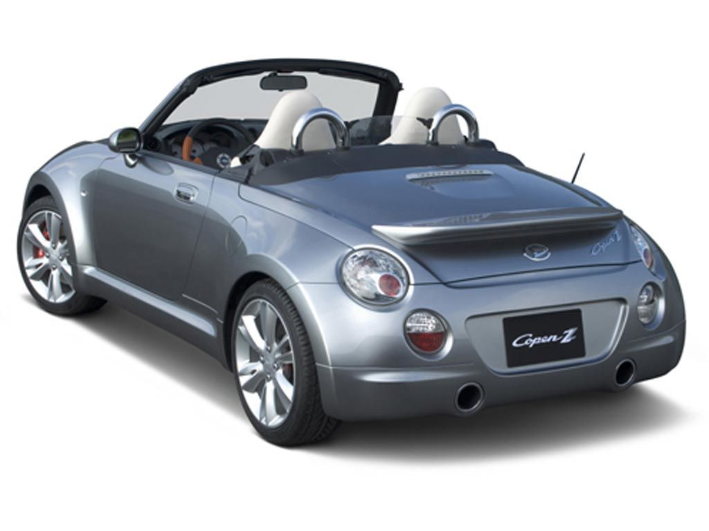Copen technical specifications and fuel economy consumption mpg