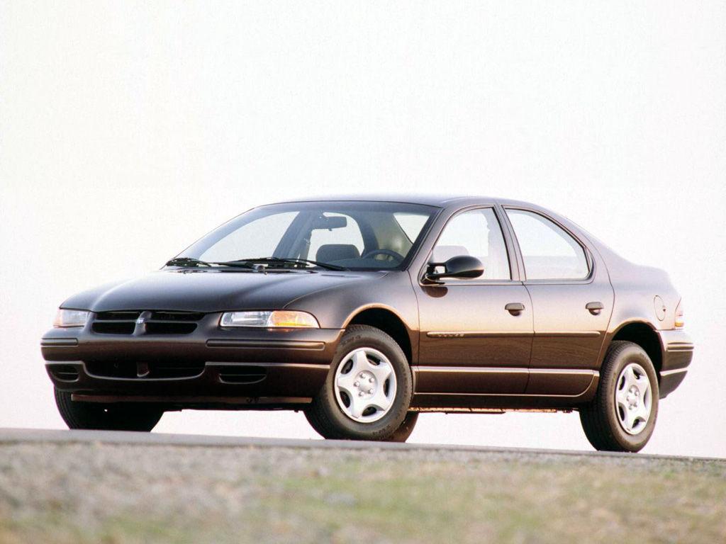 Suzuki Tire Size >> Dodge Stratus I 2.0 (133 Hp)