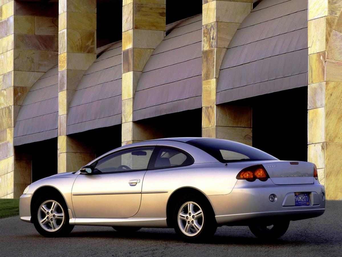 dodge stratus technical specifications and fuel economy. Black Bedroom Furniture Sets. Home Design Ideas