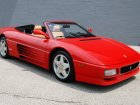 Ferrari  348 Spider  3.4 V8 32V (320 Hp)
