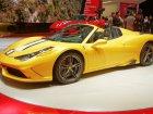 Ferrari  458 Speciale A  4.5 V8 (605 Hp)