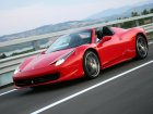 Ferrari 458 Τεχνικές προδιαγραφές και οικονομία καυσίμου (κατανάλωση, mpg)