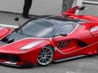 Ferrari FXX Las especificaciones técnicas y el consumo de combustible