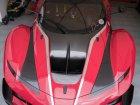 Ferrari  FXX-K  6.3 V12 (1050 Hp) Hybrid DCT