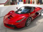 Ferrari LaFerrari Las especificaciones técnicas y el consumo de combustible