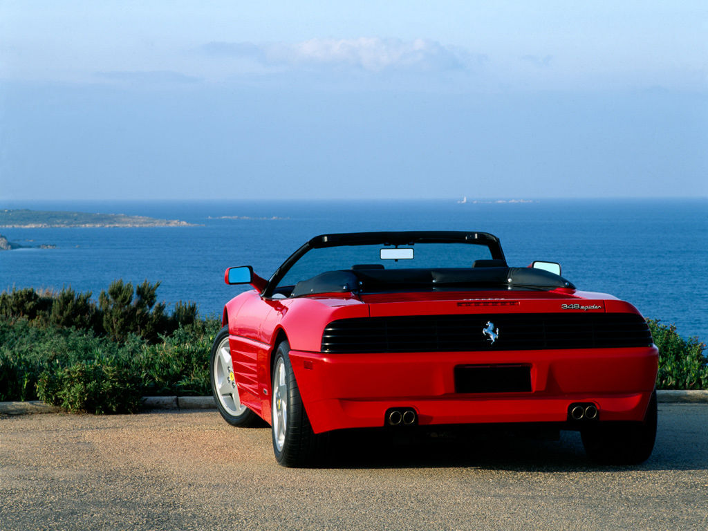 ferrari 348 technical specifications and fuel economy. Black Bedroom Furniture Sets. Home Design Ideas