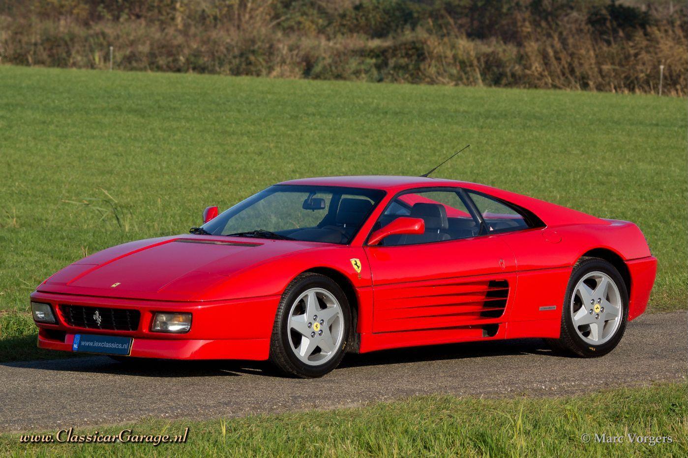 Ferrari 348 voitures sp cifications techniques et la