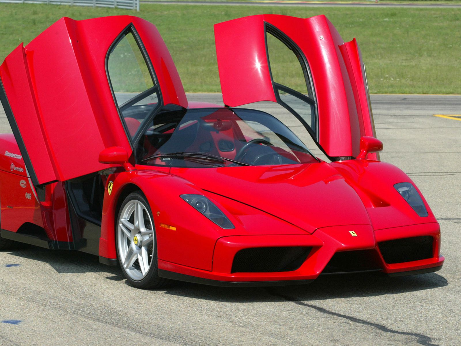 Ferrari Enzo Technical Specifications And Fuel Economy