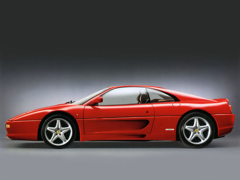 Ferrari F355 Technical Specifications And Fuel Economy