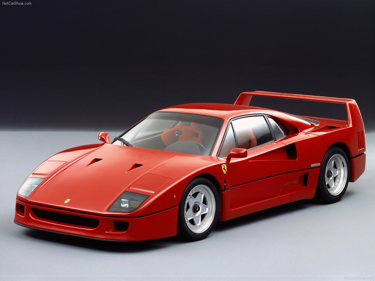 ferrari f40 technische daten und verbrauch. Black Bedroom Furniture Sets. Home Design Ideas