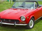 Fiat  124 Spider  1500 Sport BS (90 Hp)