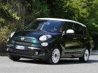 Fiat 500L Living/Wagon (facelift 2017)
