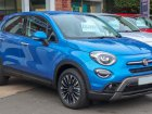 Fiat  500X Cross/City Cross (facelift 2019)  1.6 MultiJet II (120 Hp) DCT
