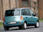 Fiat  Multipla (186)  1.6 16V (103 Hp)