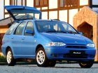 Fiat  Palio Weekend (178)  1.6 i 16V (106 Hp)