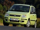 Fiat  Panda II (169)  1.1 MPI (54 Hp)