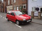 Fiat  Punto I (176)  1.4 GT Turbo (136 Hp)