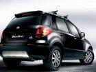 Fiat  Sedici 2009 (facelift)  1.6 16V (120 Hp) 4X2 Automatic