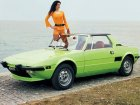 Fiat  X 1/9 (128 AS)  1.5 Five Speed (76 Hp)