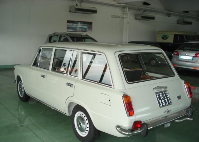 Subaru Oil Consumption >> Fiat 124 Familiare 1200 (65 Hp)
