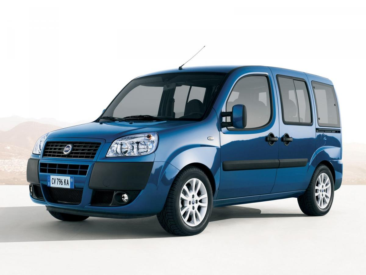 fiat doblo technical specifications and fuel economy. Black Bedroom Furniture Sets. Home Design Ideas