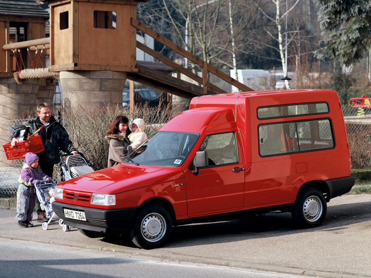 Fiat Fiorino  147  1 3 Diesel  45 Hp
