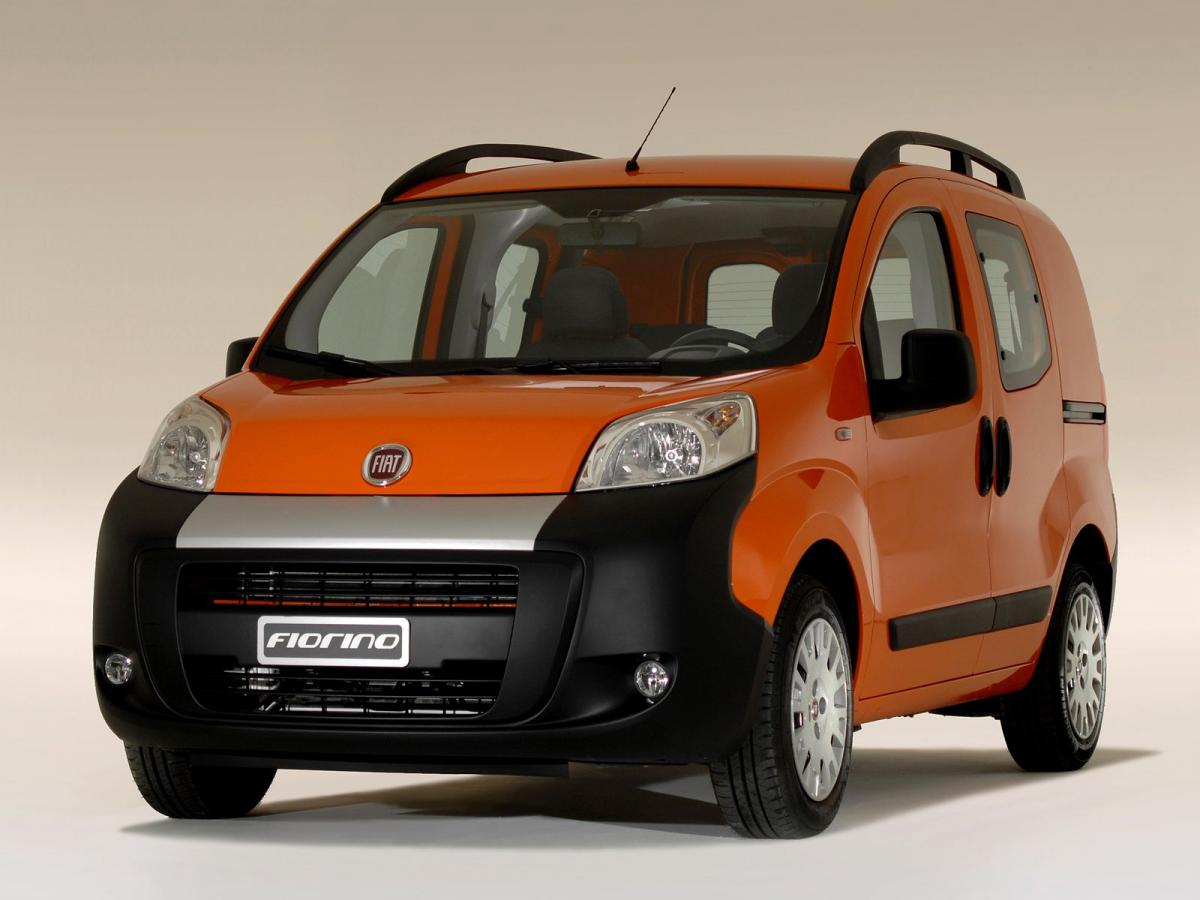 Type Of Car Oil >> Fiat Fiorino Combi 1.3 JTD Multijet 16V (75 Hp)