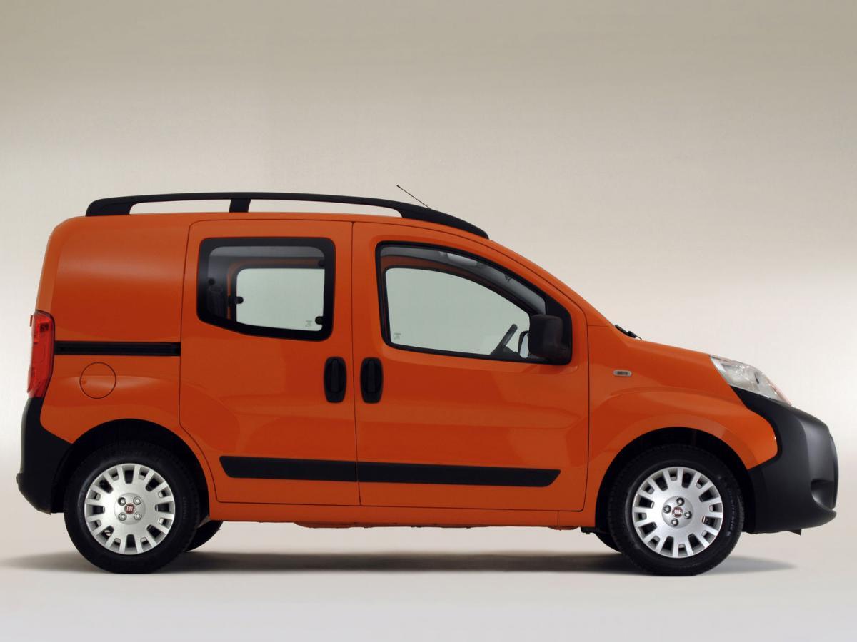 Fiat Fiorino Combi 1 3 Jtd Multijet 16v  75 Hp