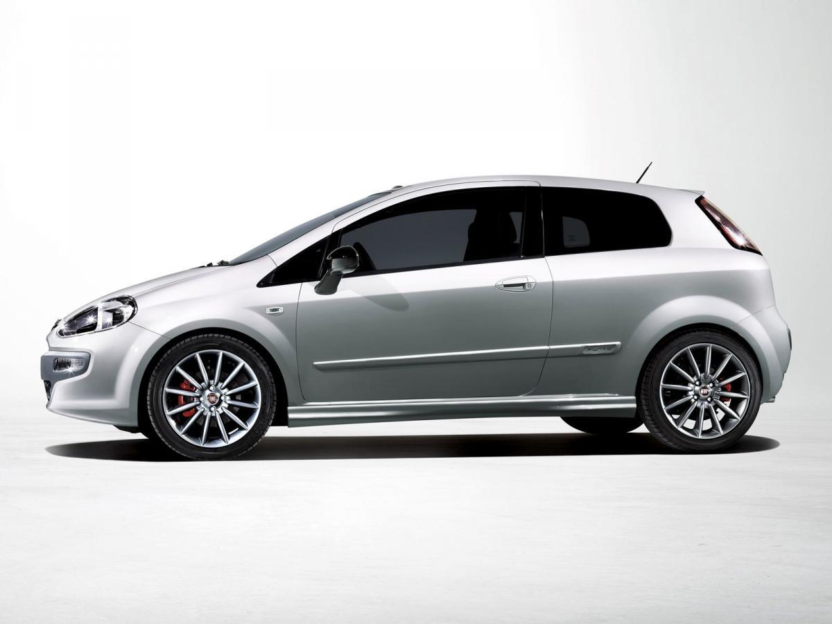 Fiat Grande Punto 1 2 8v 69 Hp 3d