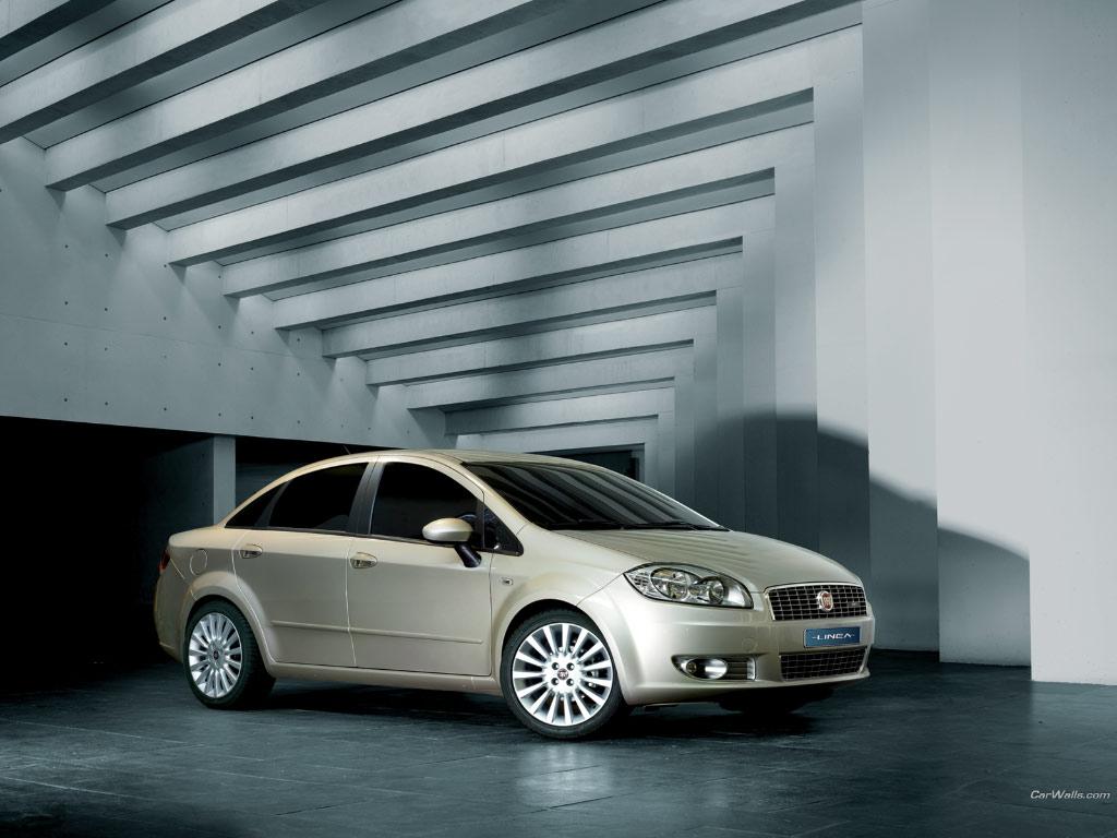 I 77 Chevrolet >> Fiat Linea 1.4 i (77 Hp)