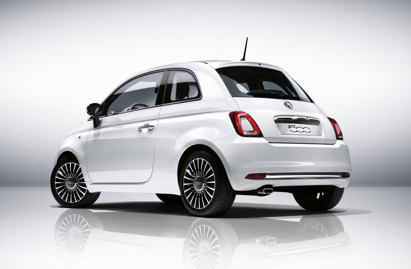 fiat new 500 facelift 2015 0 9 twinair 85 hp turbo start stop automatic. Black Bedroom Furniture Sets. Home Design Ideas