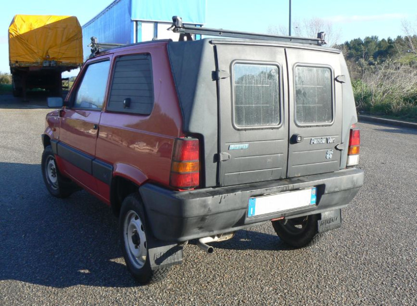 fiat panda technical specifications and fuel economy