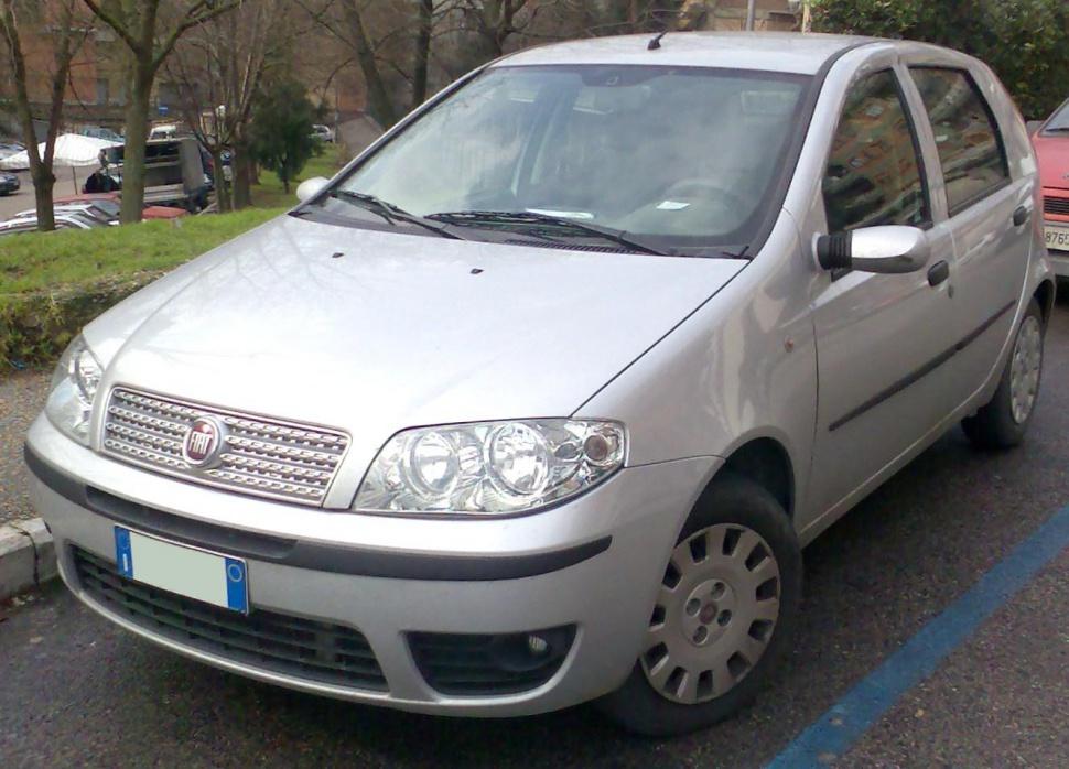Modne ubrania Fiat Punto technical specifications and fuel economy JP75