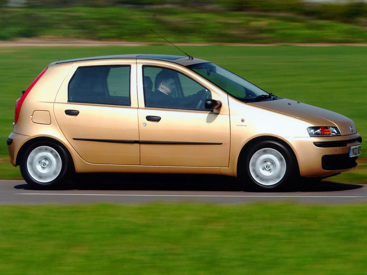 Fiat Punto Ii 188 1 9 Jtd 80 Hp