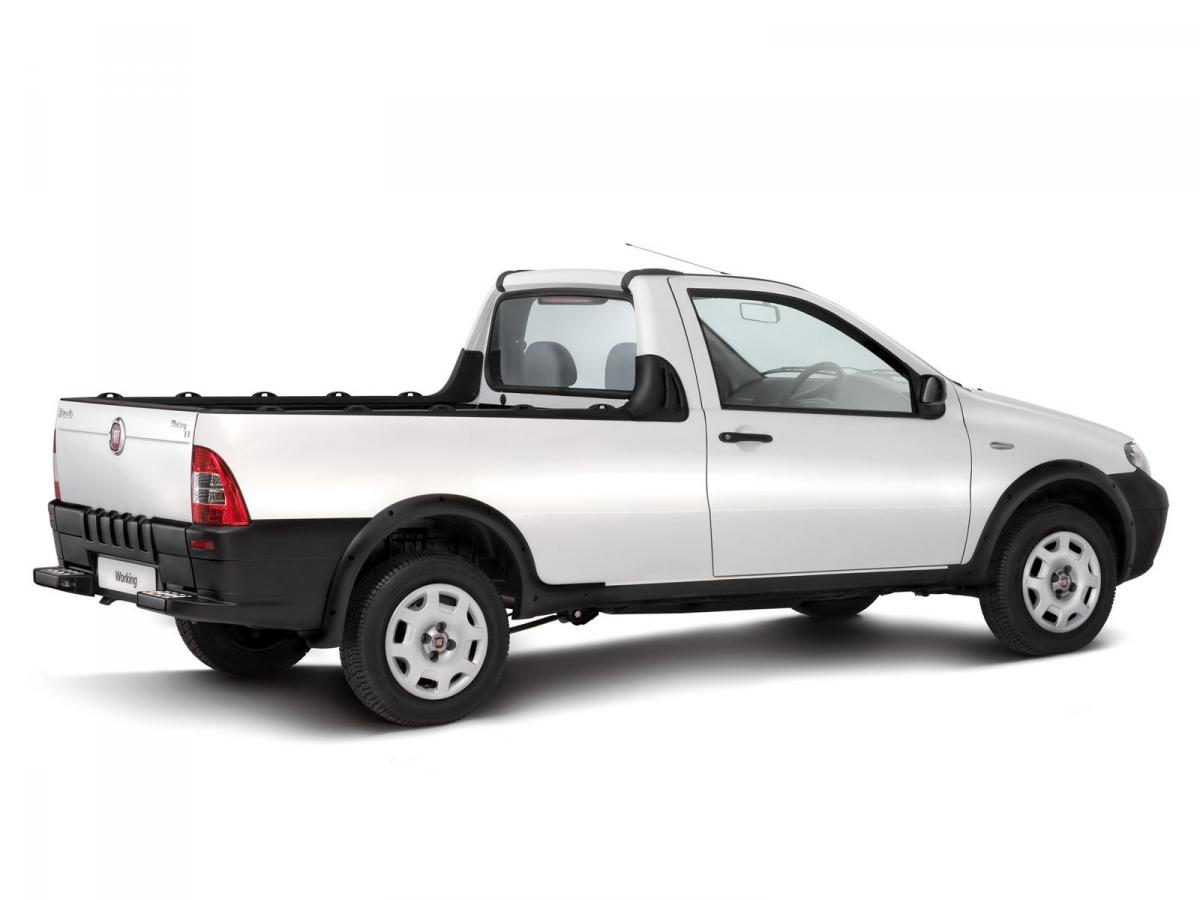 Fiat Strada Technical specifications and fuel economy (consumption, mpg