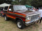 Ford  Bronco II  6.6 V8 (158 Hp) AWD Automatic