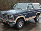 Ford  Bronco III  4.9 (122 Hp) AWD Automatic
