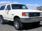 Ford  Bronco IV  4.9 (147 Hp) AWD Automatic