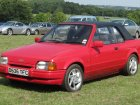 Ford  Escort IV Cabrio  1.4 (73 Hp)