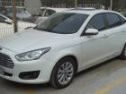 Ford Escort Sedan (China, facelift 2018)