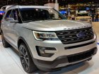 Ford Explorer V (facelift 2015)
