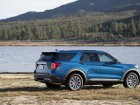 Ford  Explorer VI  3.3 V6 (318 Hp) Hybrid Automatic