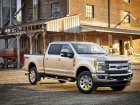 Ford  F-350 Super Duty IV Crew Cab  SRW 6.2 V8 (385 Hp) 4x4 Automatic SWB