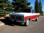 Ford  F-Series F-250 VI Regular Cab  4.9 300 Six (113 Hp) Automatic