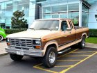 Ford  F-Series F-250 VII SuperCab  4.9 Six (117 Hp)