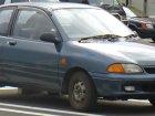 Ford  Festiva II (DA)  1.3i (64 Hp)