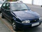 Ford  Fiesta IV (Mk4, 3 door)  1.3 i (50 Hp)